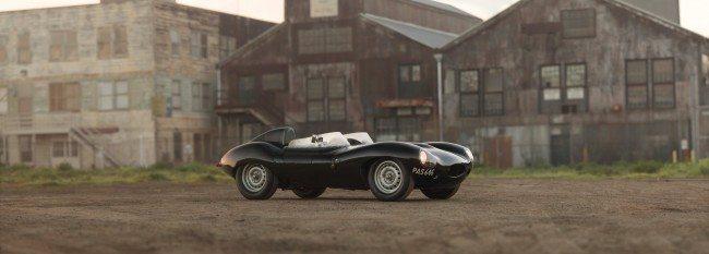 1955 Jaguar D-Type Amelia Image 4 best overall