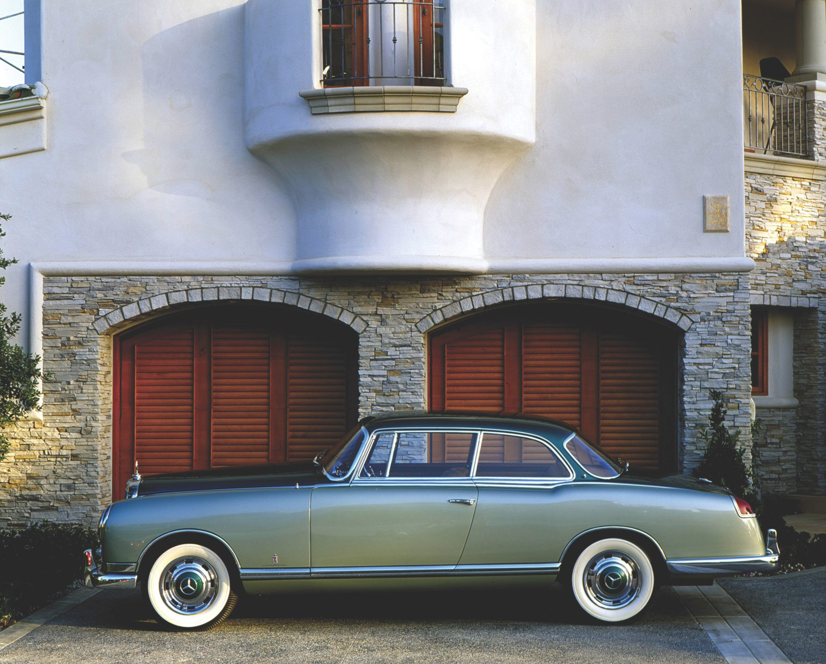 1955 Mercede-Benz 300B Pininfarina Coupe
