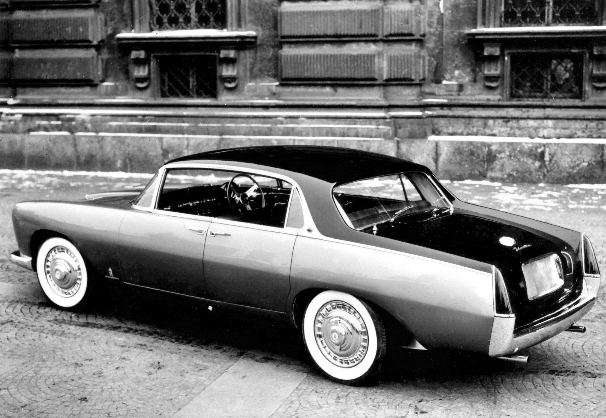 1955 Pininfarina Lancia Florida