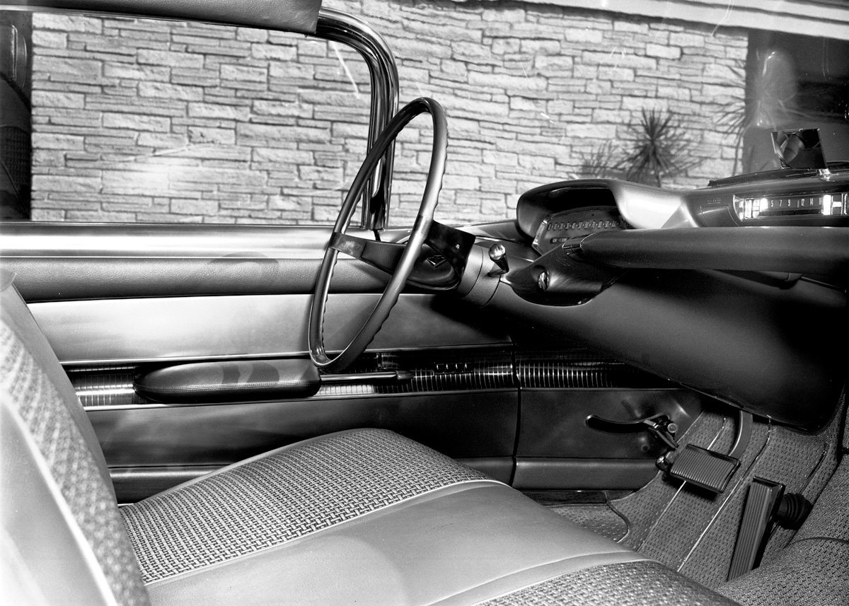 1956 Chevy Impala XP-101 Interior