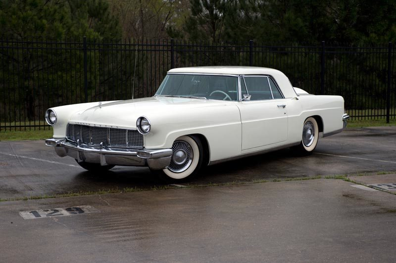 1956 lincoln continental mark ii hardtop coupe heacock. Black Bedroom Furniture Sets. Home Design Ideas