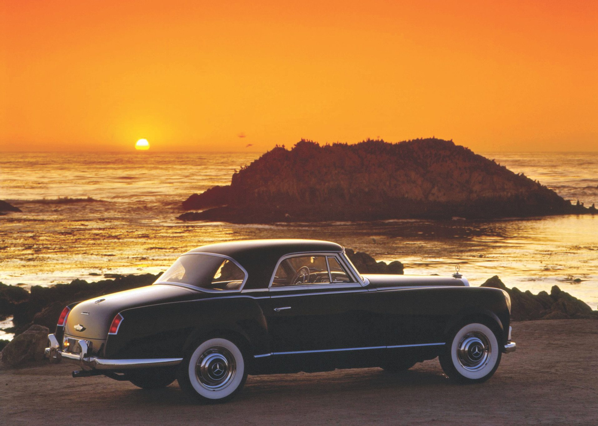 1956 Mercedes-Benz 300SC Coupe by Pininfarina