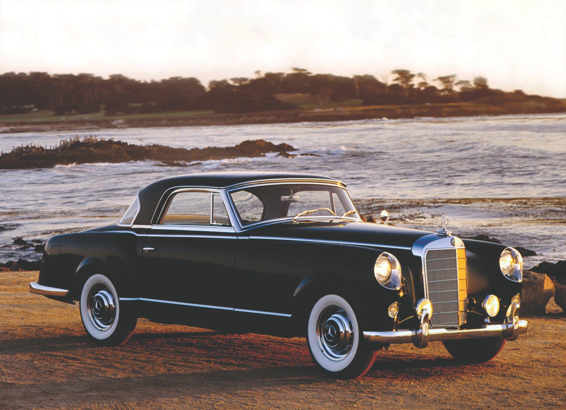 1956 Mercedes-Benz 300SC Pininfarina