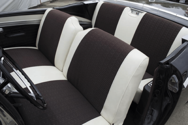 1957 Ford Fairlane 500 Skyliner Retractable Seats