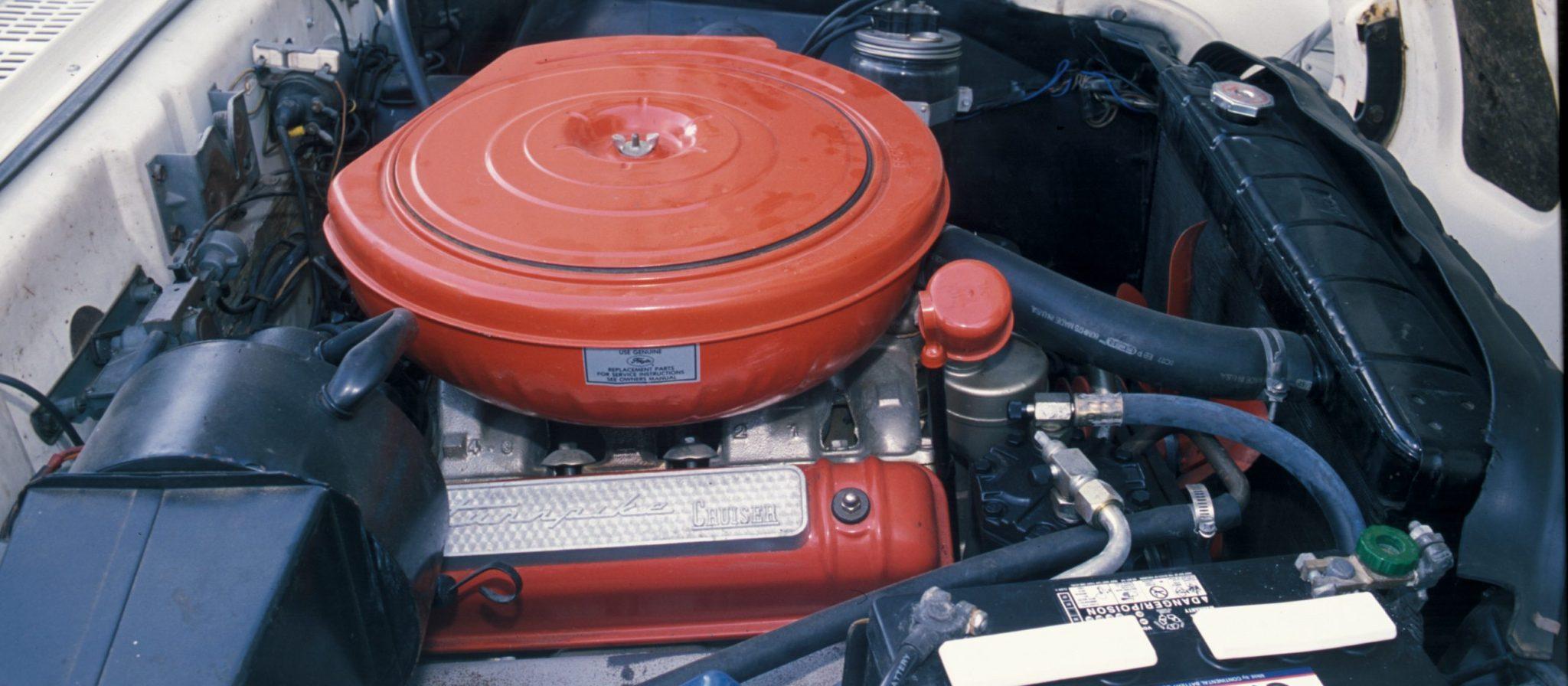 1957 Mercury Colony Park 368cid V8