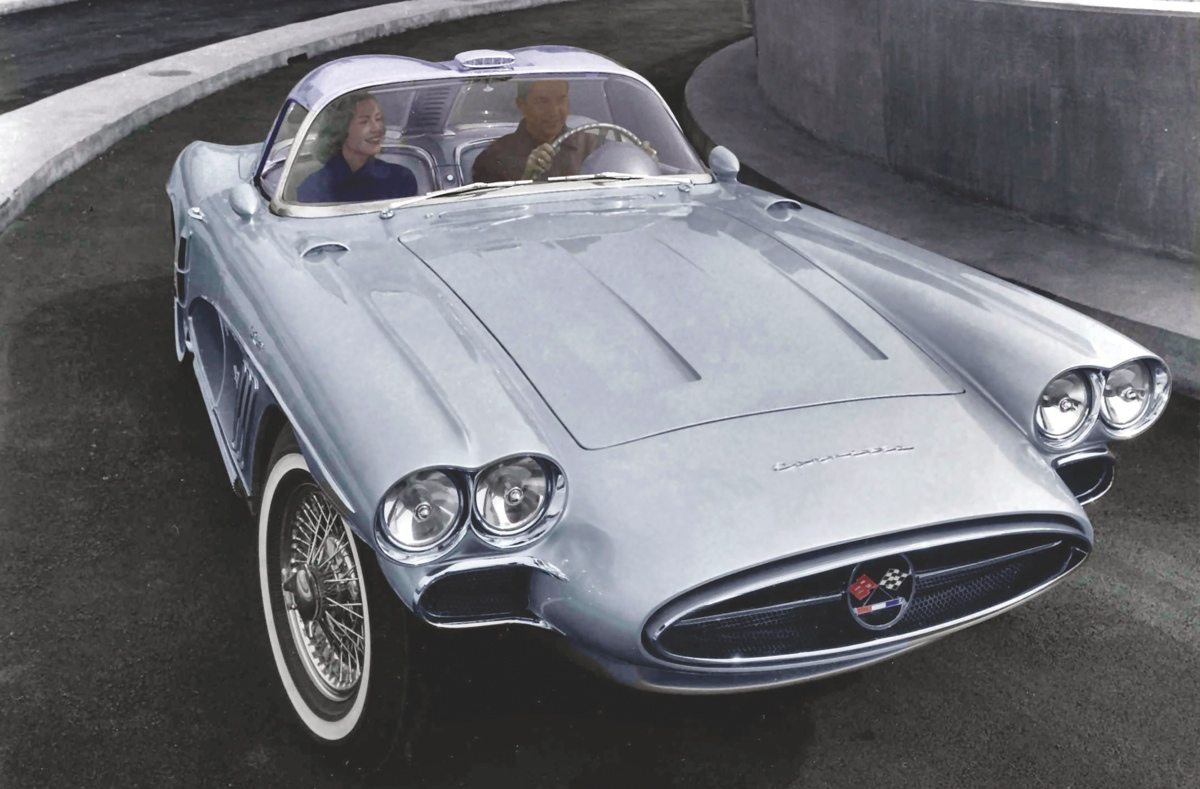 corvette evolution told through its concepts | heacock classic insurance