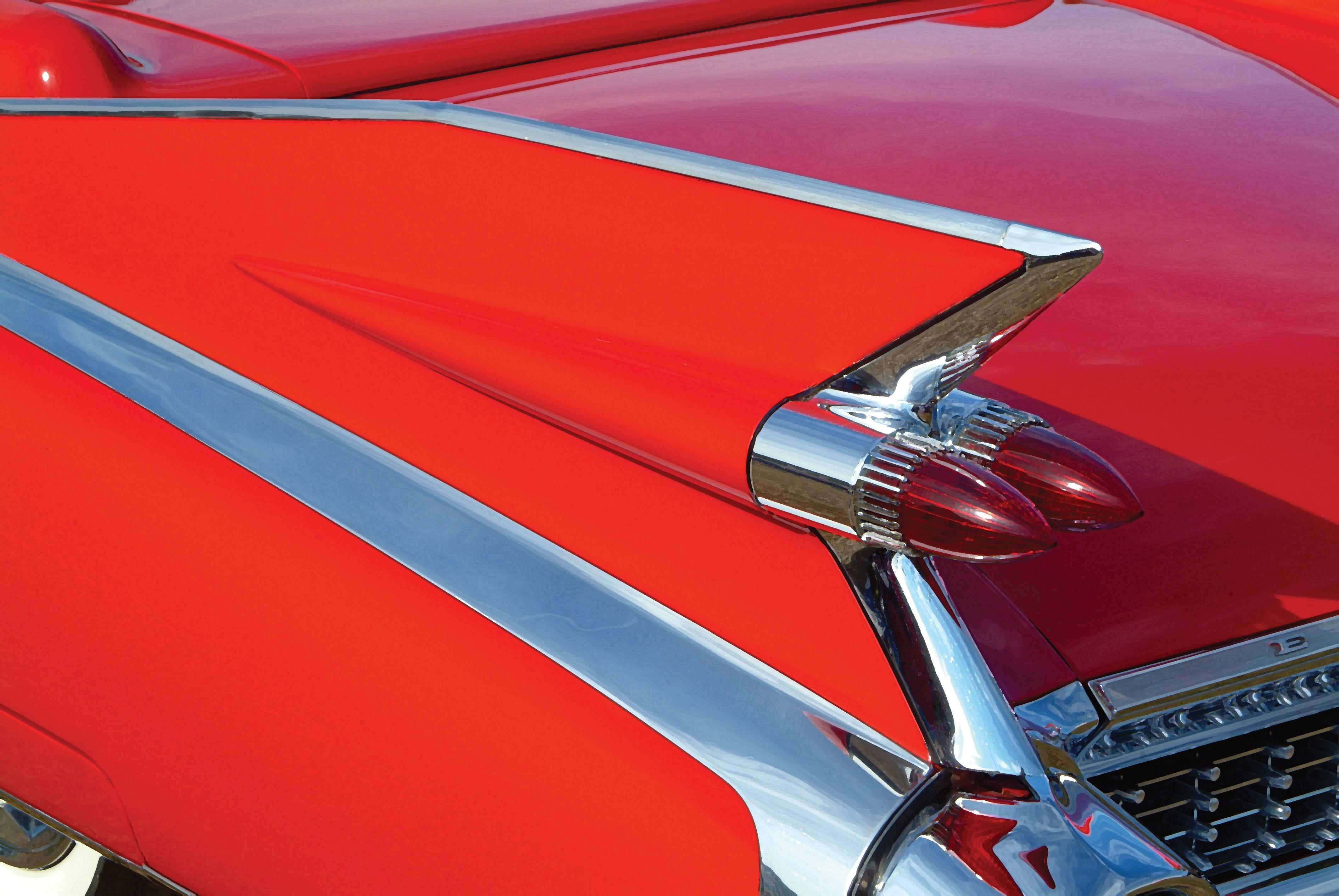 1959 Caddy Eldorado Tailfin
