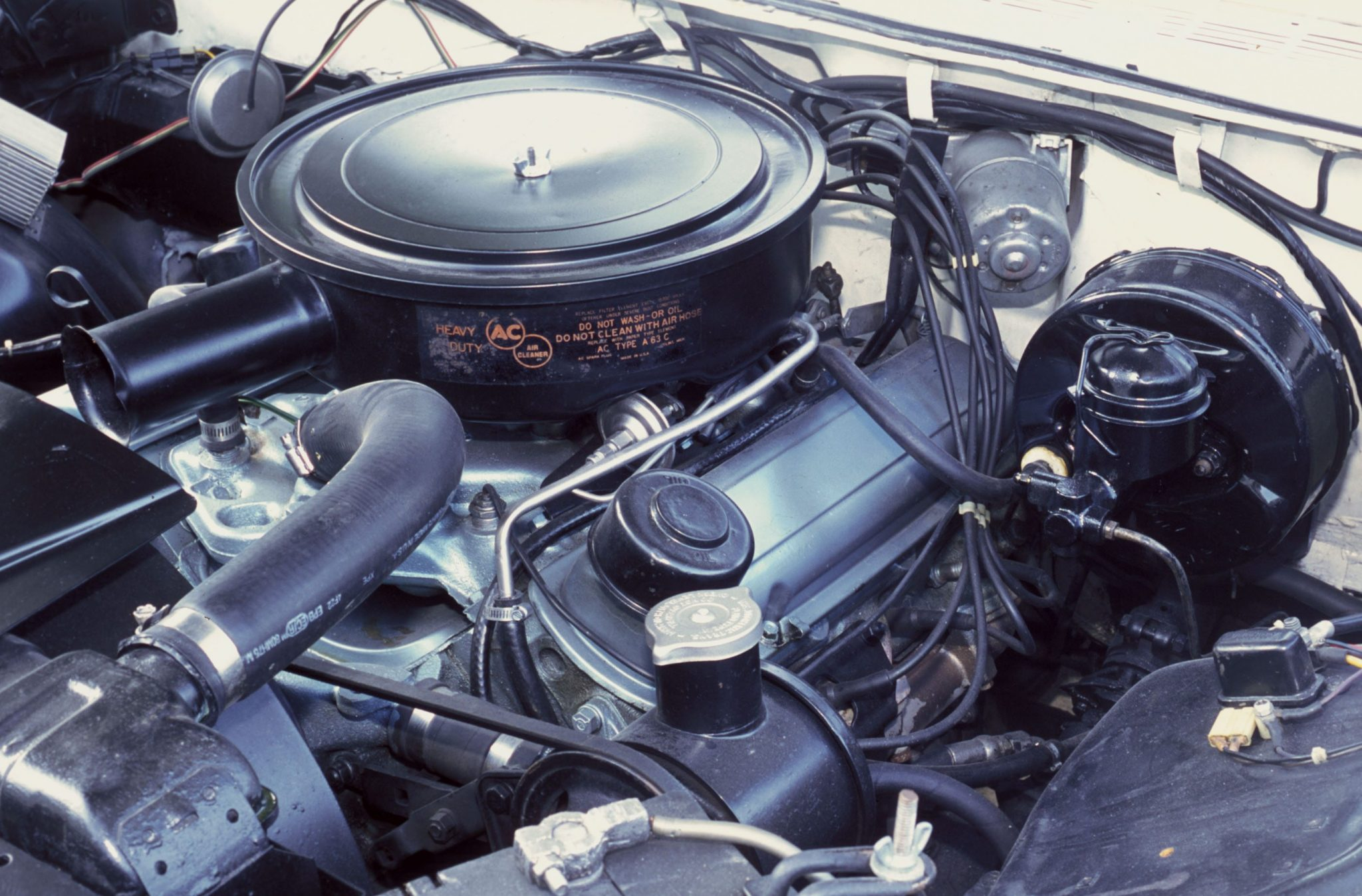 1959 Pontiac Bonneville 389 V8 Engine