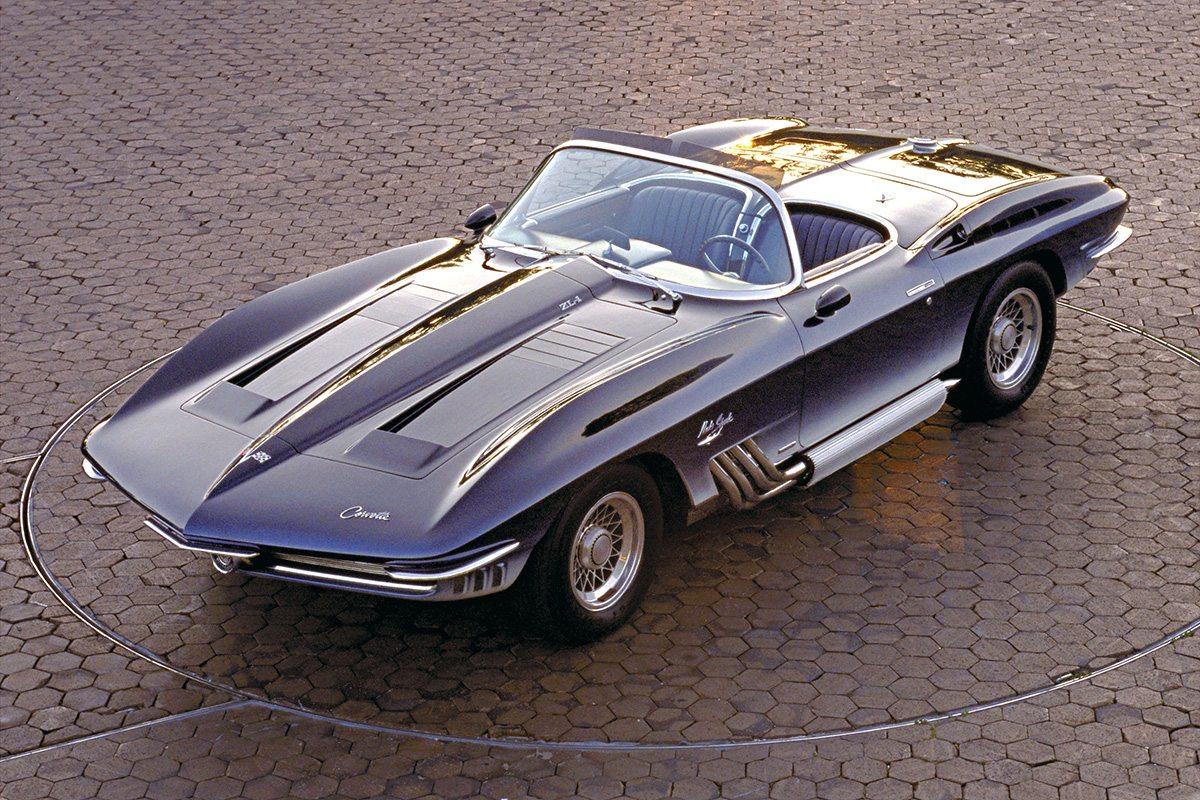 1961 Corvette Mako Shark Concept