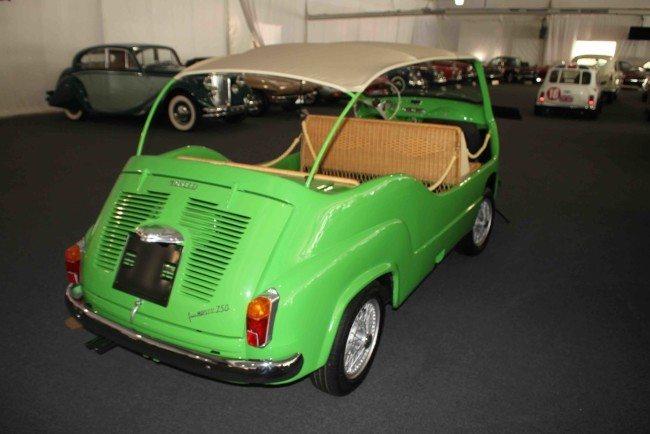 1961 Moretti 3 rear