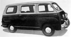 1961 Moretti 4 b+W