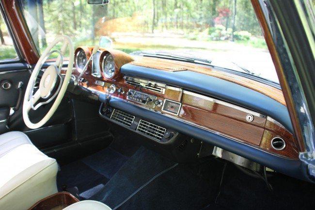 1962 MB 220SE 3
