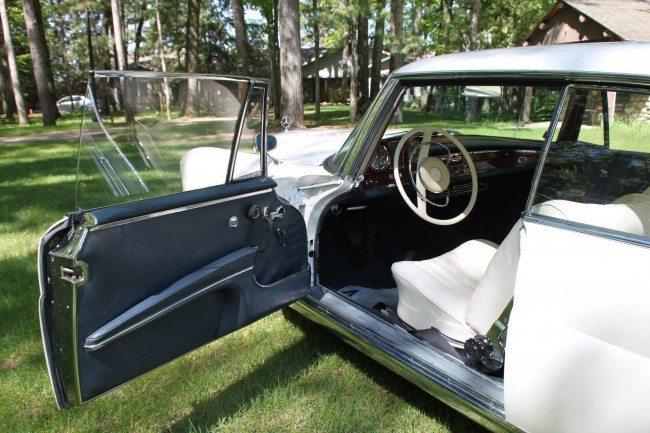 1962 MB 220SE 6