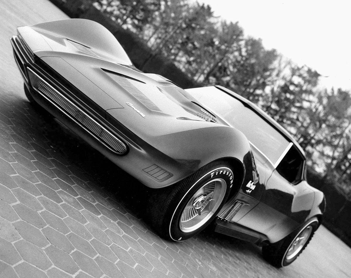 1965 Corvette Mako Shark 2 Concept