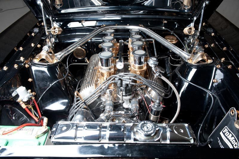 1966 Ford Shelby GT 350 Hertz Engine