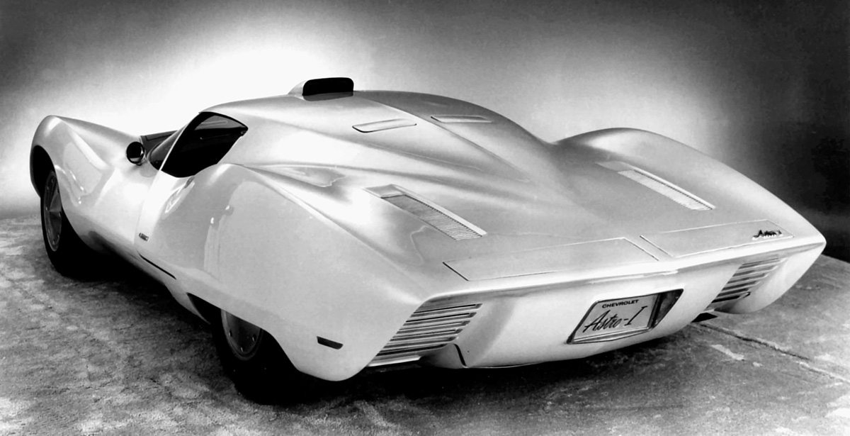 Corvette Evolution Told Through Its Concepts Heacock