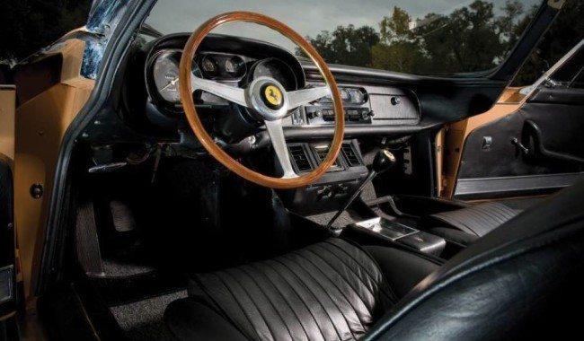 1967 Ferrari 275 GTB/4 Interior