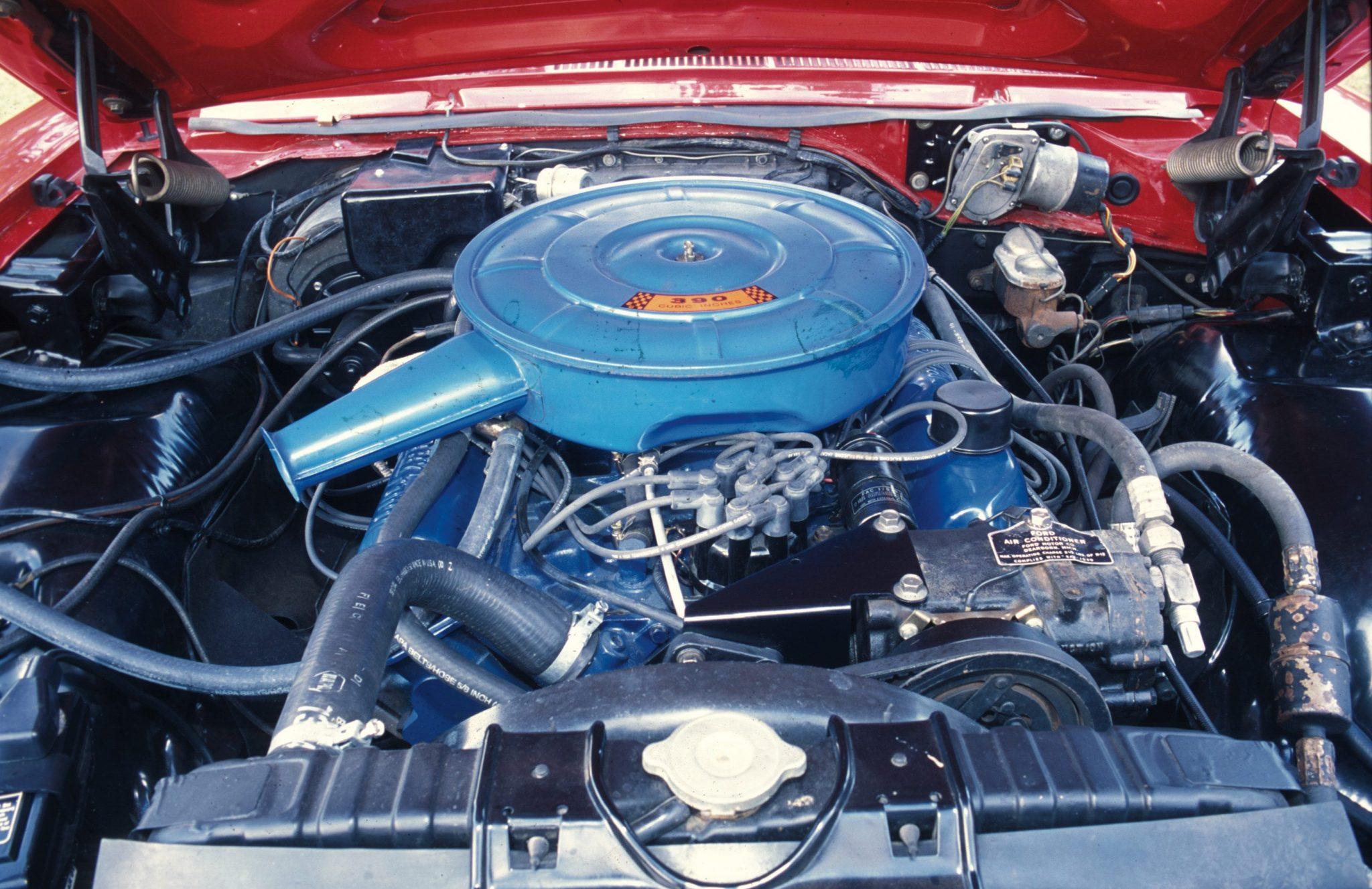 1967 Ford Galaxie 500 Rebuilt 390 V8