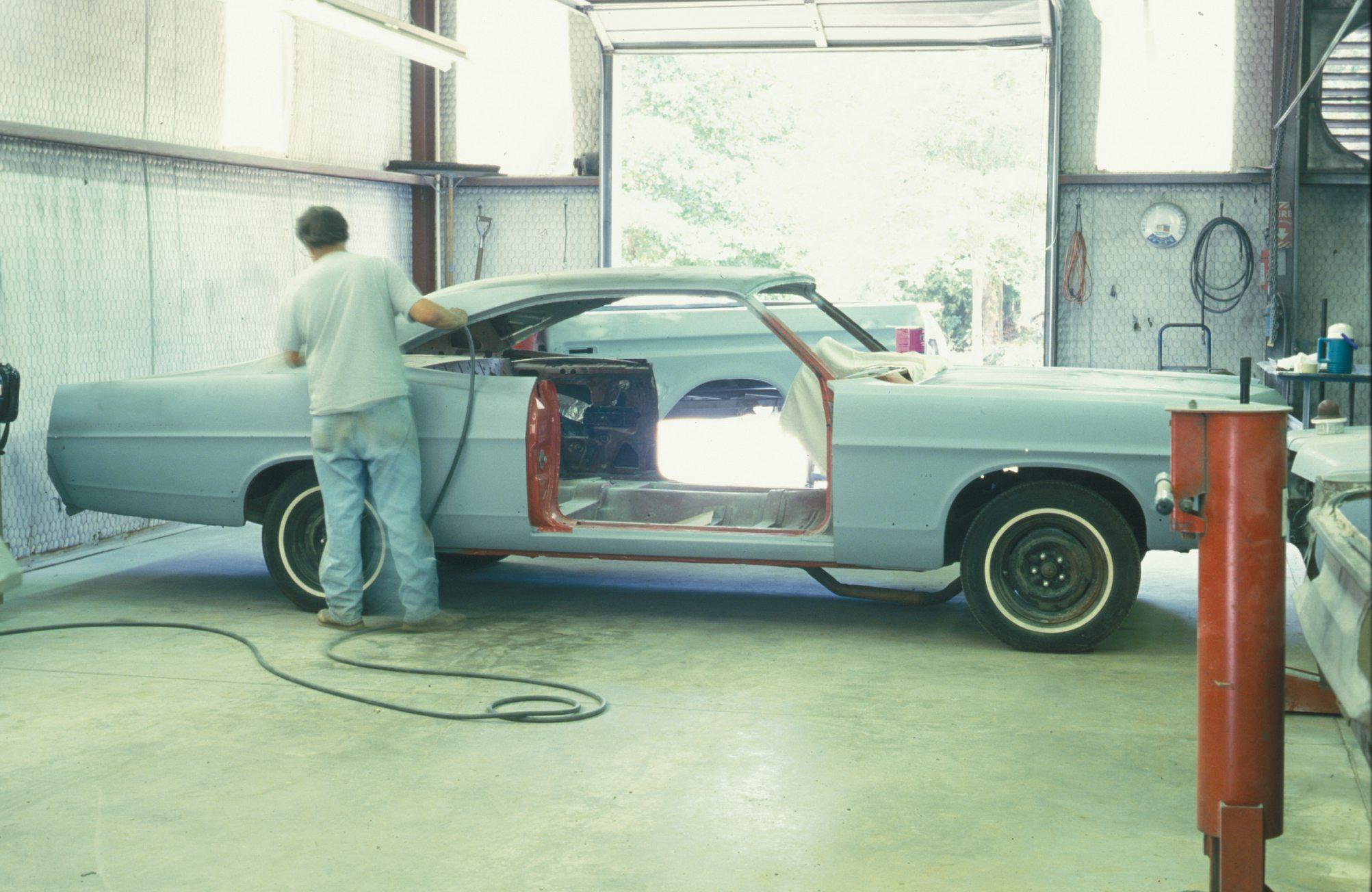1967 Ford Galaxie 500 Restoration