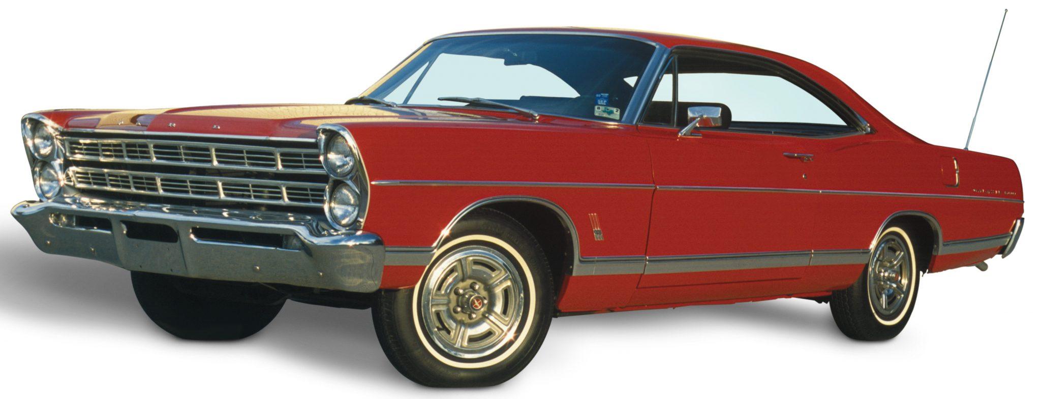 1967 Ford Galaxie 500 Two-Door Hardtop