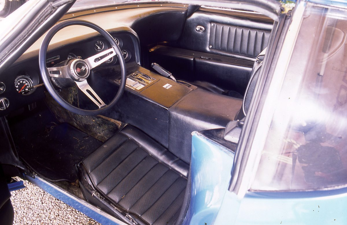 1968 Corvette Astro 2 XP-880 Interior