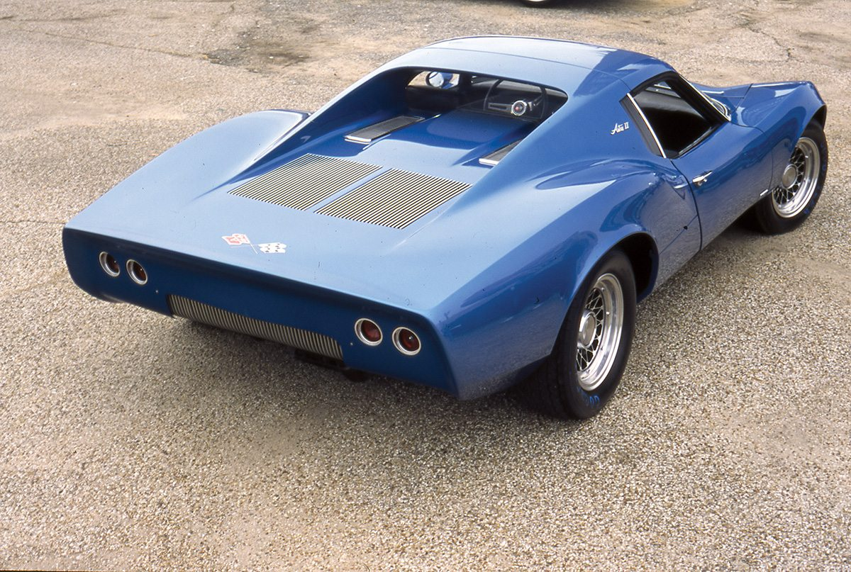 1968 Corvette Astro 2 XP-880 Rear