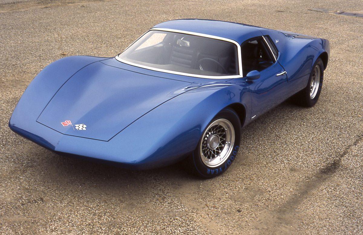 1968 Corvette Astro 2 XP-880
