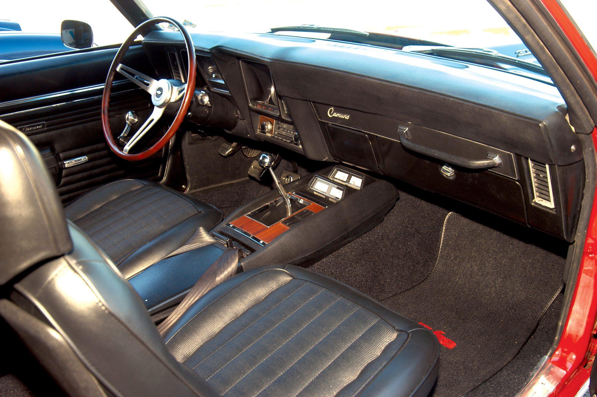 1969 Camaro Z28 Interior