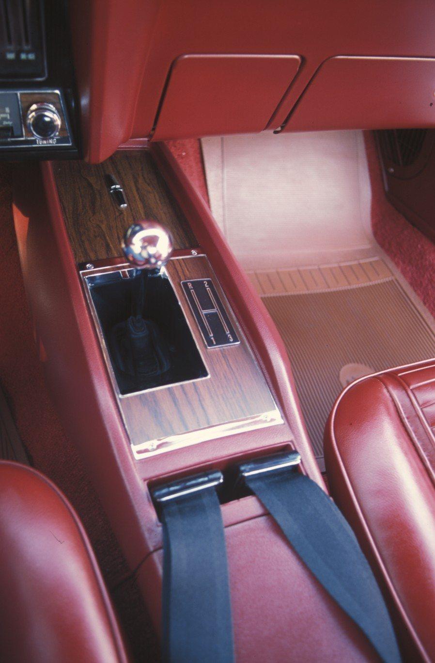 1969 Chevy Camaro 307 3-Speed