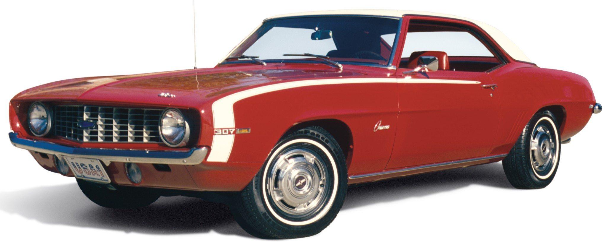 1969 Chevy Camaro 307