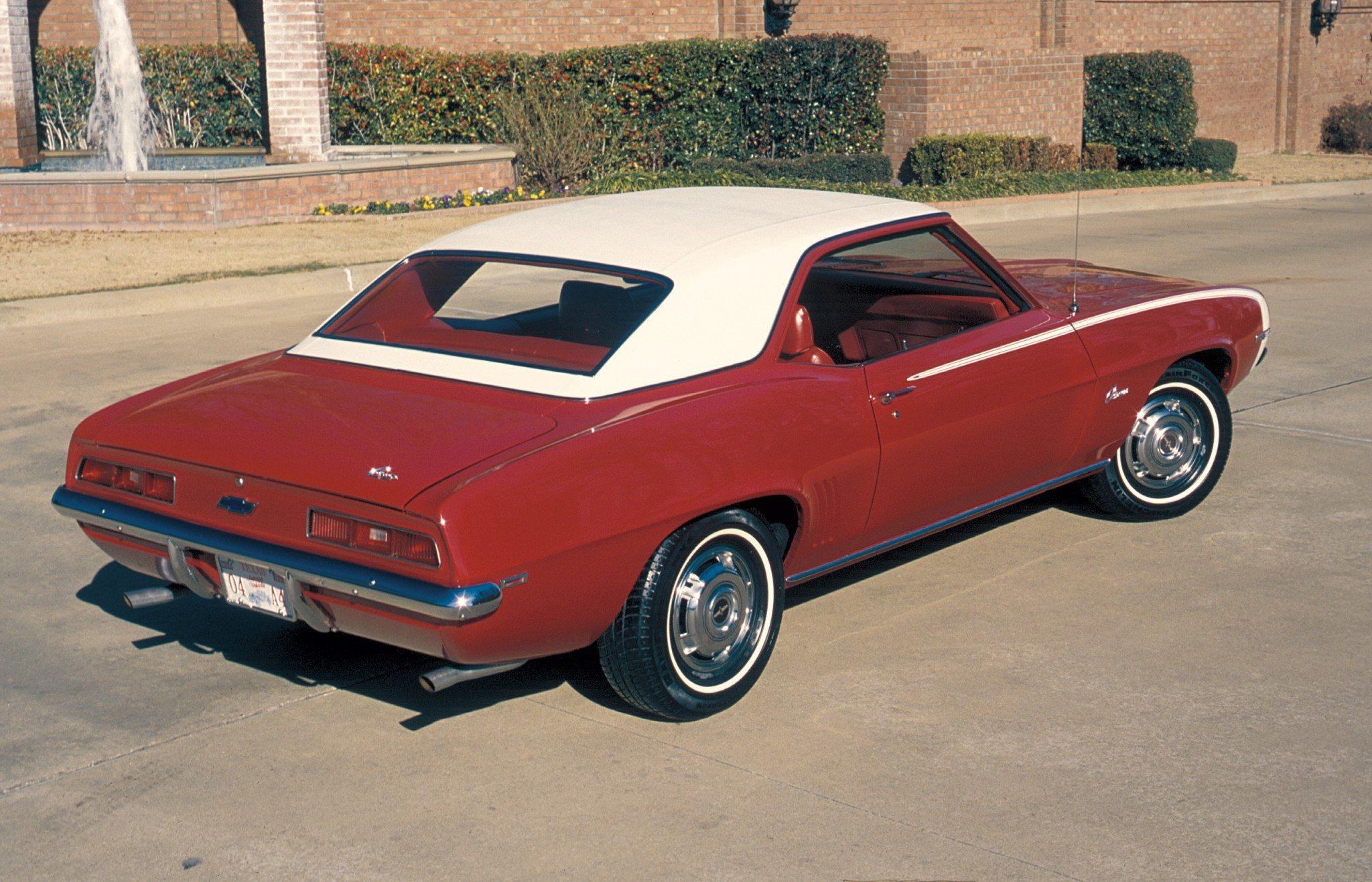 1969 Chevy Camaro Hardtop 307 V 8
