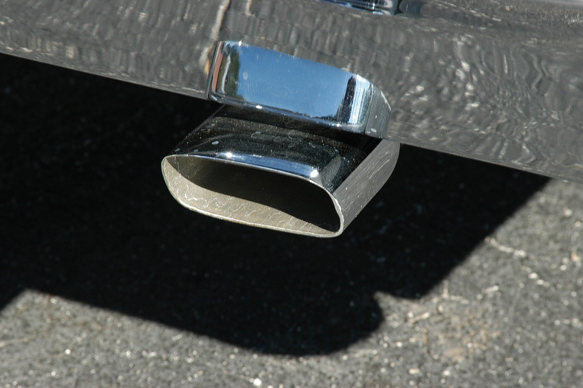 1969 Dodge Dart 340 GTS Exhaust Tip