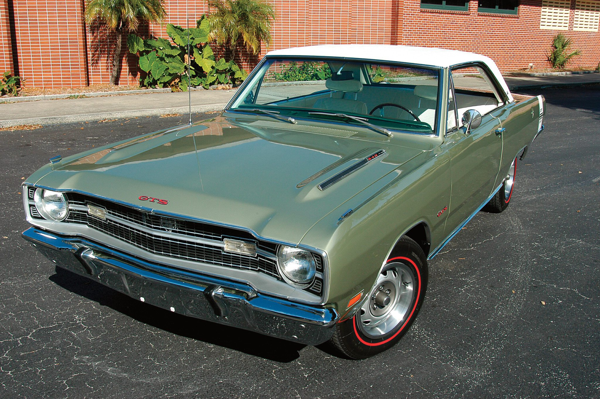 Used Dodge Dart >> 1969 Dodge Dart GTS | Heacock Classic Insurance
