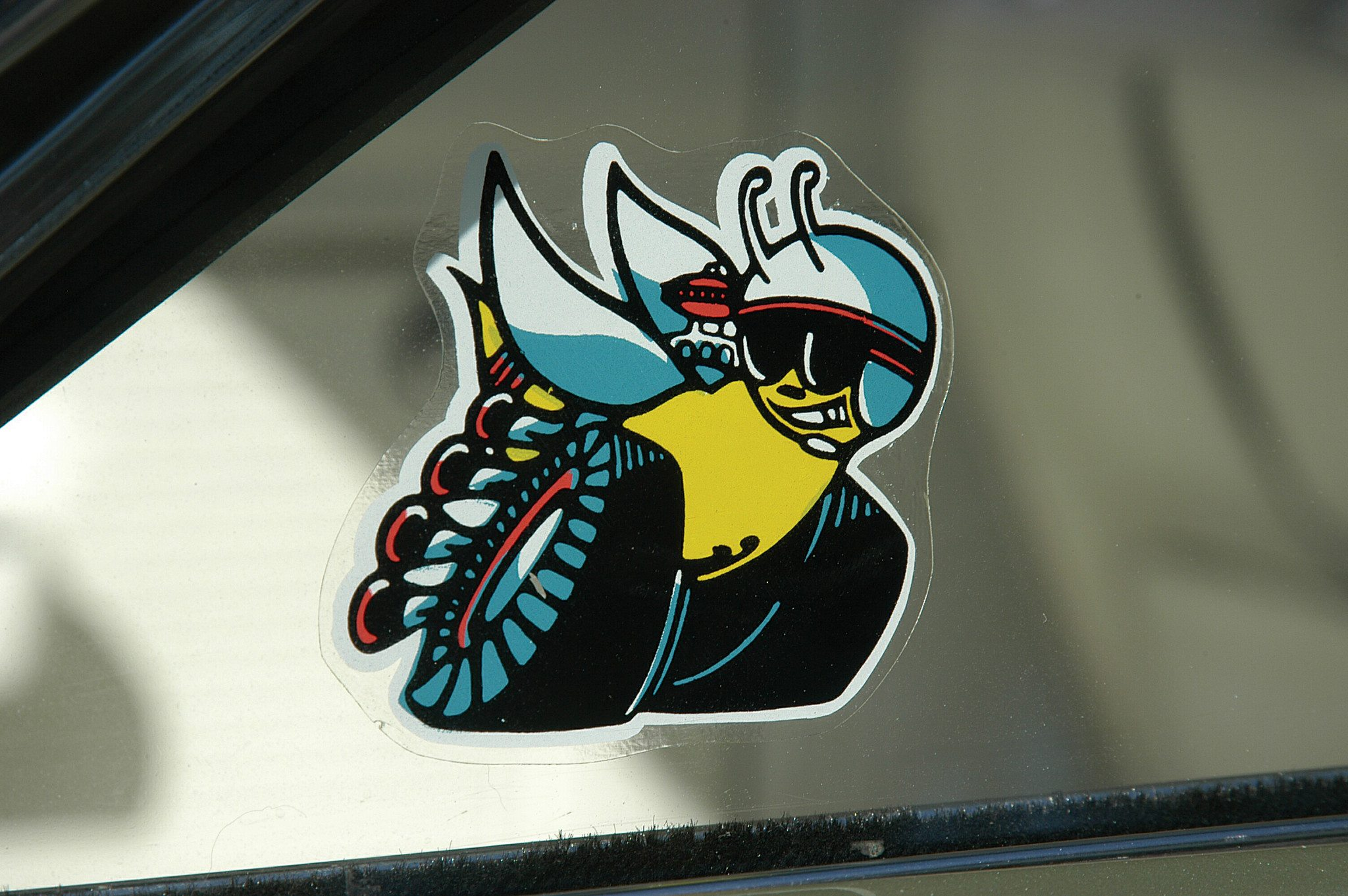 1969 Dodge Dart Decal