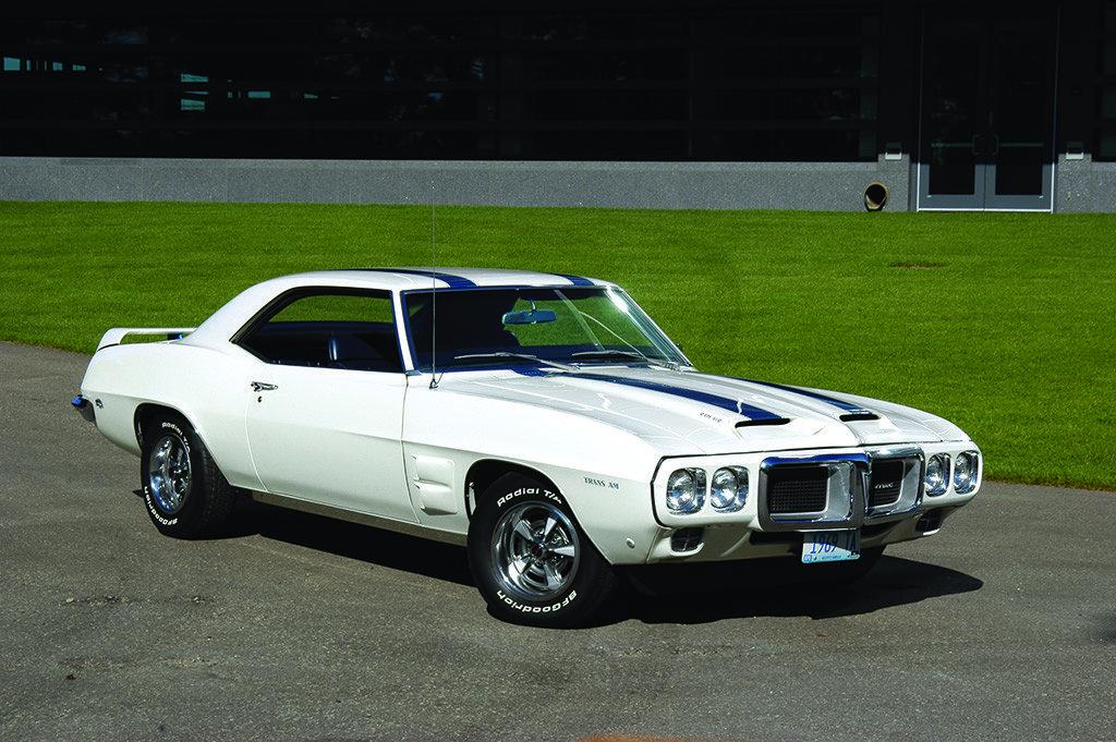 1969 Pontiac Trans Am Exterior
