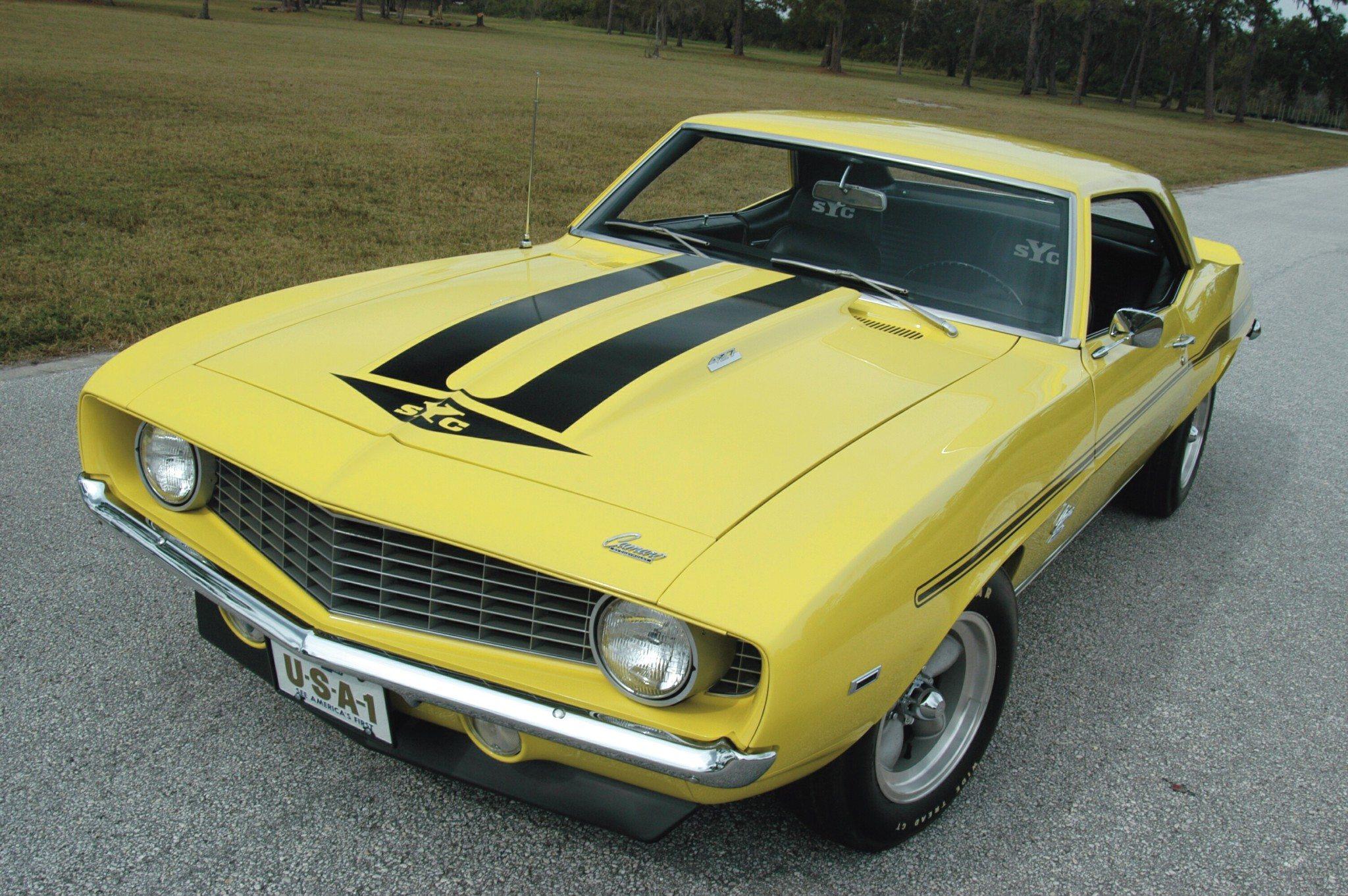 1969 Super Yenko Camaro