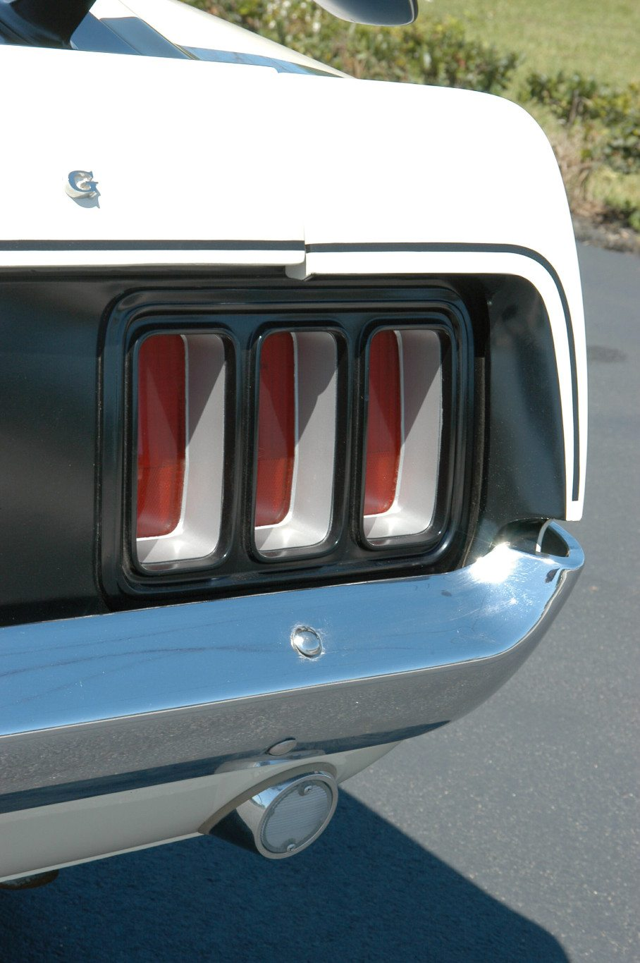 Fords Boss 302 429 Mustangs Heacock Classic Insurance Ford Ranchero Ignition Condition Modified 1970 Tail Light