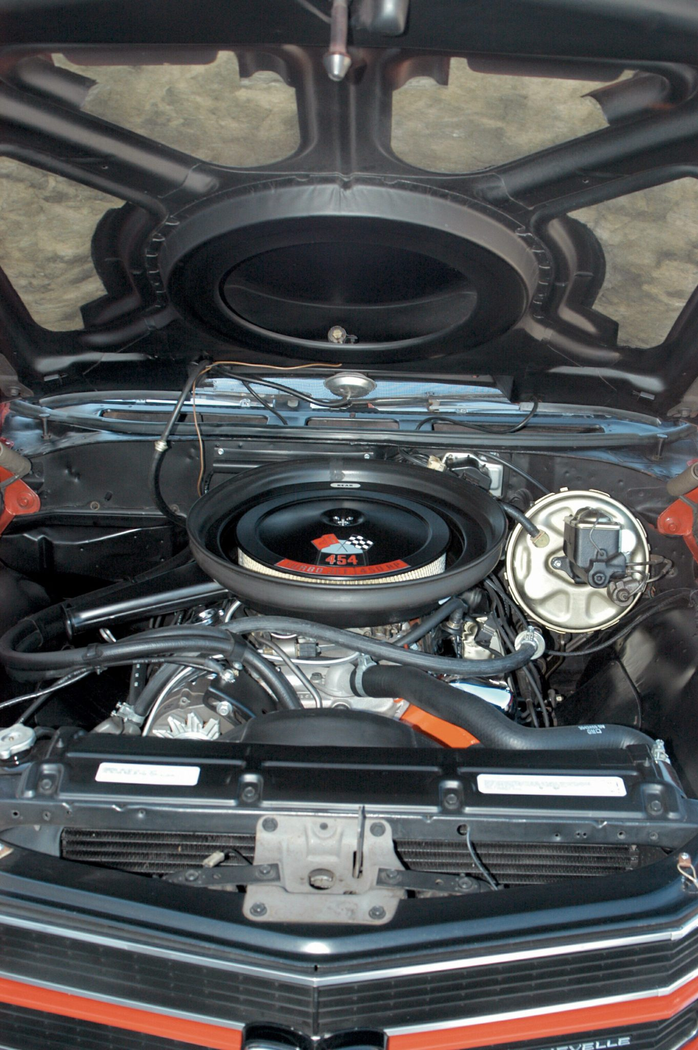 1970 Chevelle LS6 454 Engine