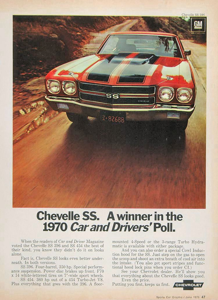 Chevy's Tough One, the Chevelle