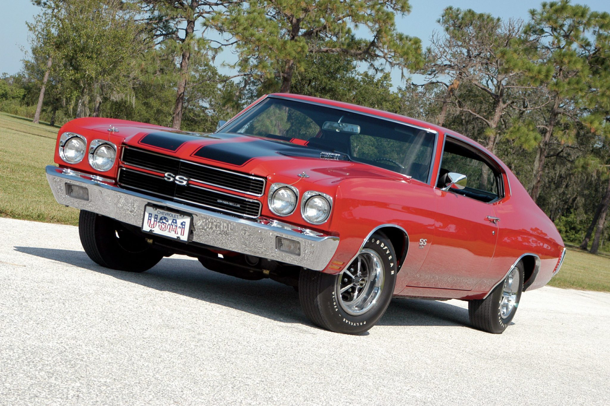 The Ultimate Muscle Car – The 1970 LS6 Chevelle Was America's King