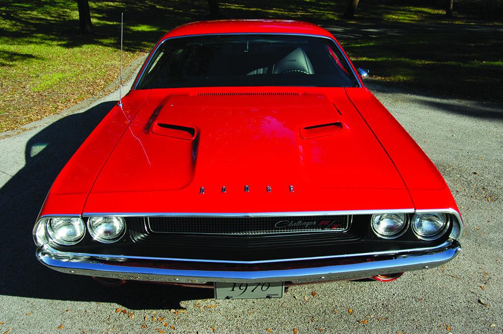 1970 Dodge Hemi Challenger Exterior