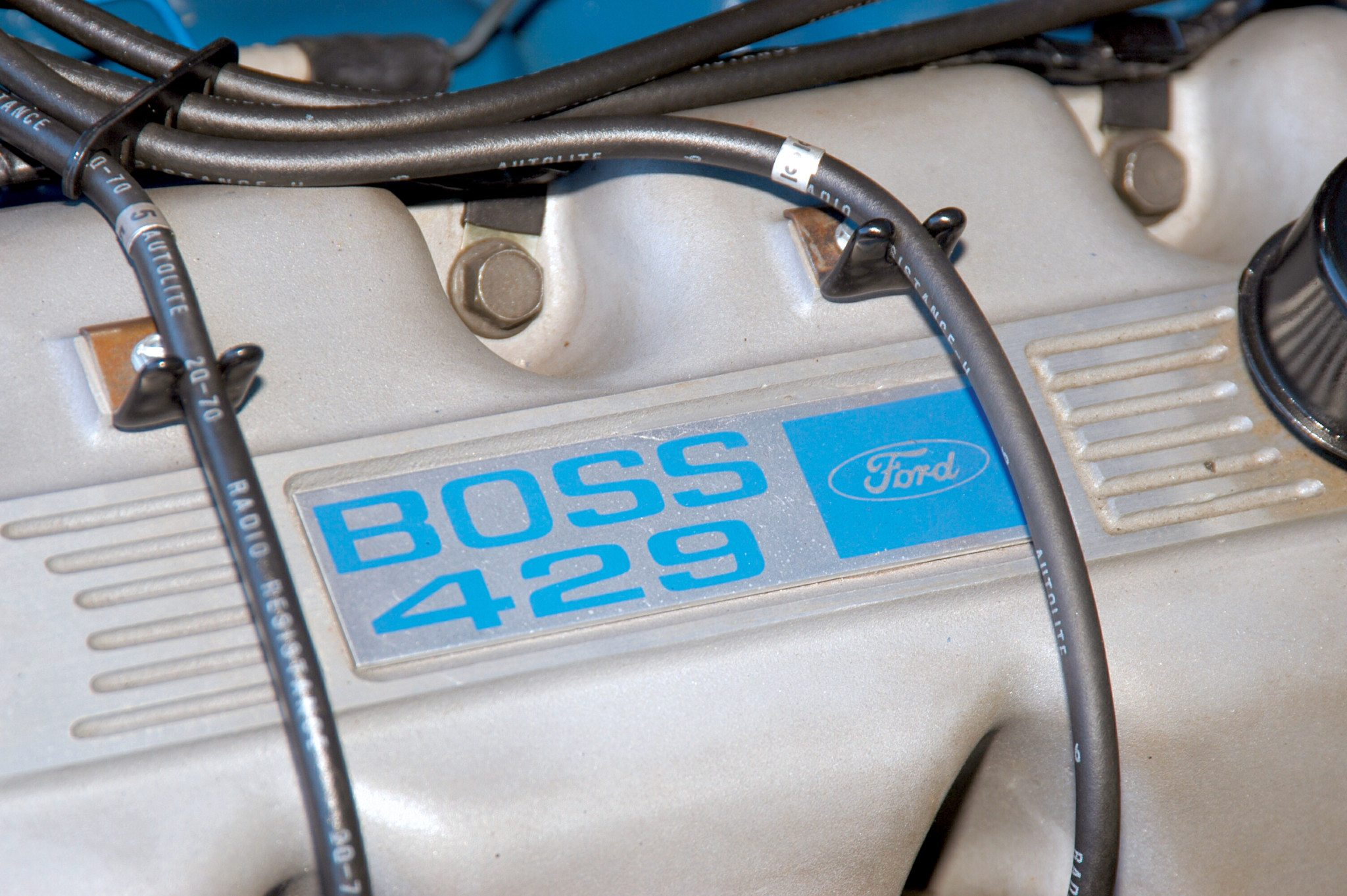 1970 Ford Boss 429 V8 Engine