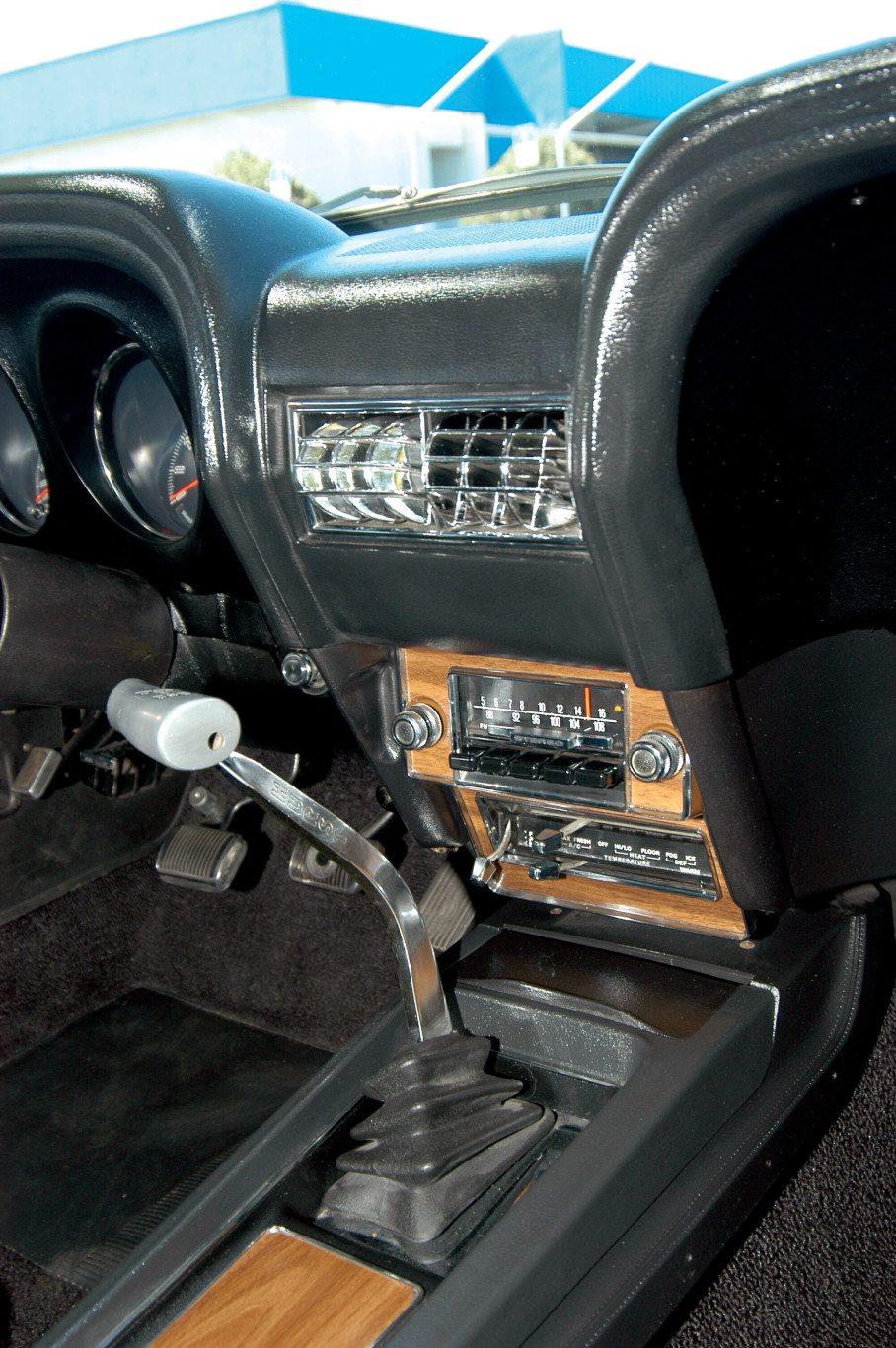1970 Ford Boss Mustang Hurst Shifter