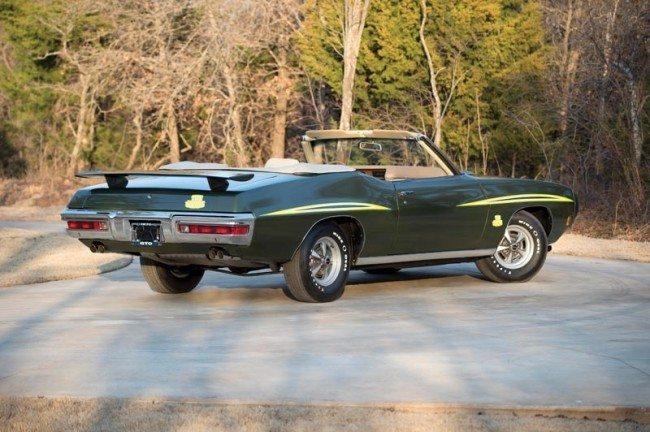1970 GTO Judge 1