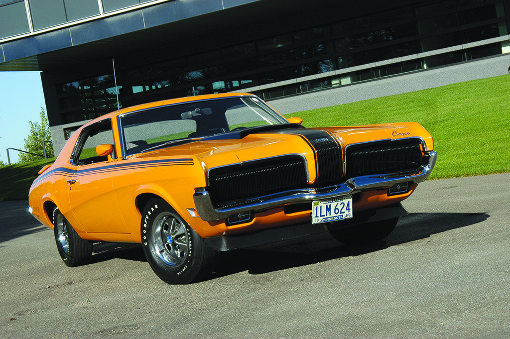 1970 Mercury Cougar Eliminator Exterior