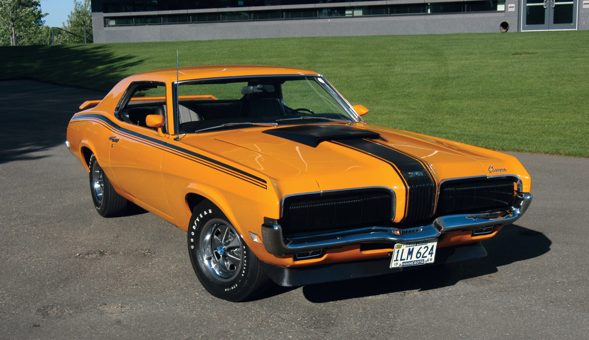 The 1970 Mercury Cougar Eliminator Was a Classy Mach One Mustang