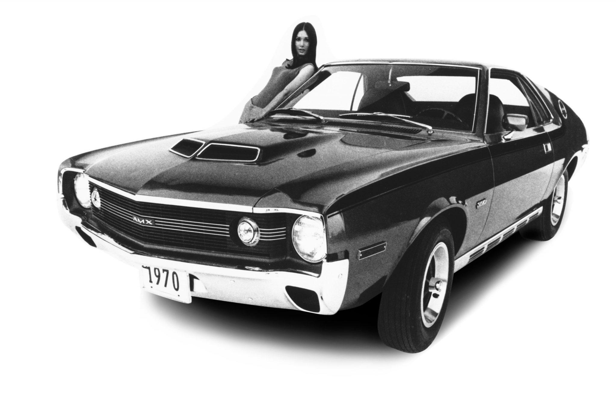 1970 model year AMX
