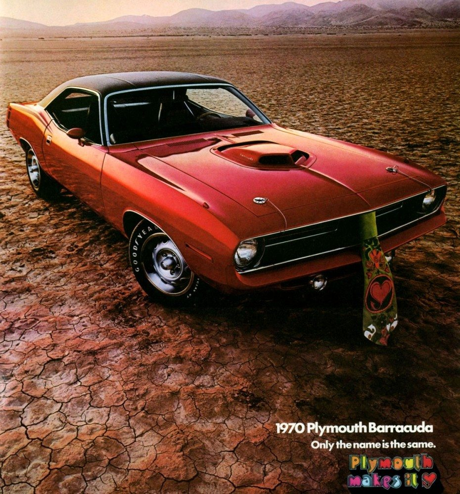 The Plymouth Barracuda And Pontiac Gto Also Turn 50 This