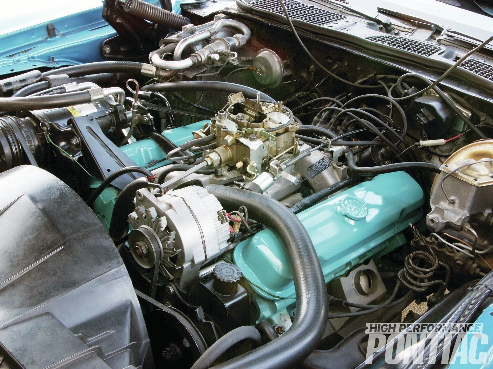 7 The 8 Biggest V Engines Take A Guess Heacock Classic Insurance Pontiac Big Block