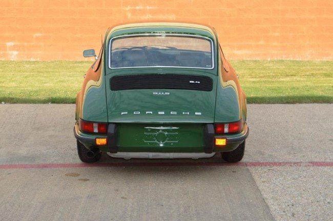 1973 Porsche 911S 1 photo
